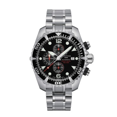 Certina Action Chronograph Diver´s Watch 45,7mm