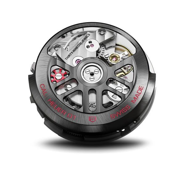 Automatik Chronographen Kaliber CH01