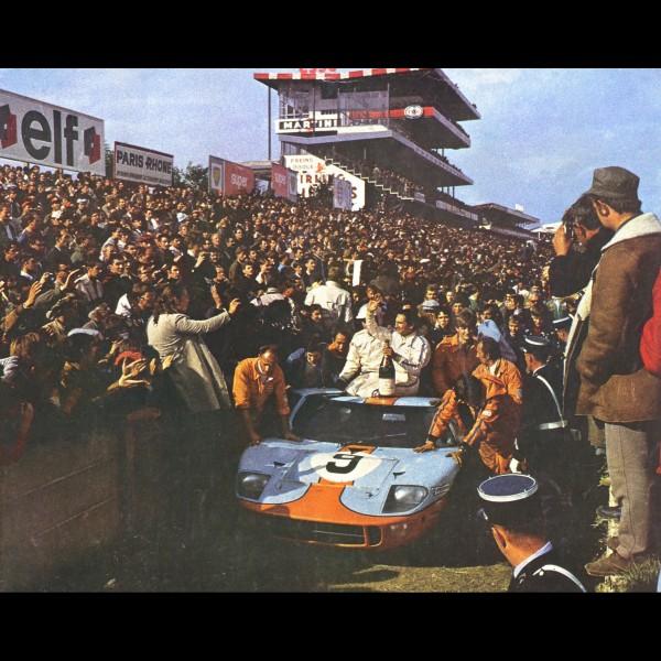 TAG Heuer Le Mans 1968