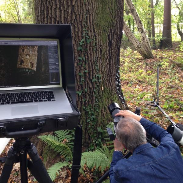 Making-of Foto-Shooting