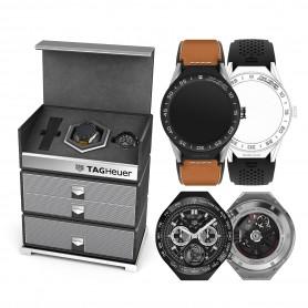TAG Heuer Luxus Smartwatch Connected Luxury Kit | Modular 45 und Tourbillon CH02