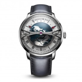 Arnold & Son Instrument Collection Globetrotter | Ref. 1WTAS.S01A.D137S
