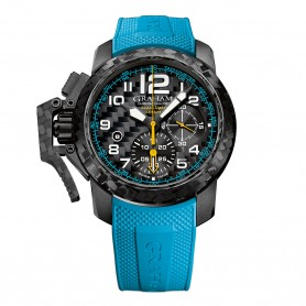 GRAHAM Chronofighter Superlight Carbon | Ref. 2CCBK.B30A
