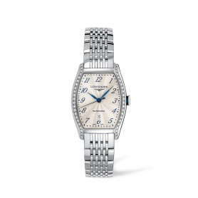 Longines Evidenza Damen Automatik Armbanduhr Ref. L2.142.0.70.6