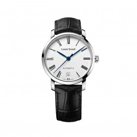 Louis Erard Excellence 33 mm Damenuhr in Edelstahl | Ref. 68235AA01