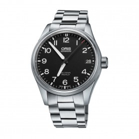 Oris Big Crown ProPilot Date mit Metallband