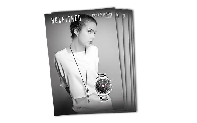 Ableitner hochkarätig-Magazin 2016/2017