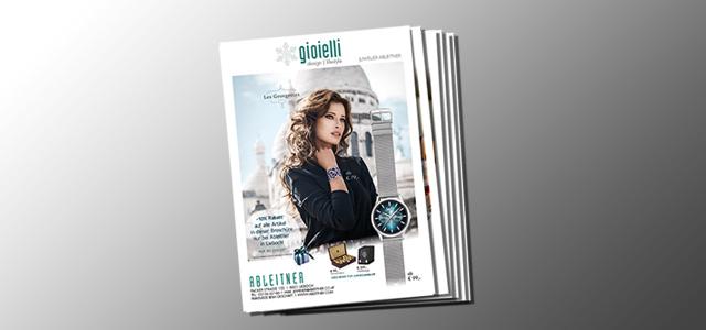 Gioielli Magazin von Juwelier Ableitner | Aktuelle Trends | Uhren & Schmuck