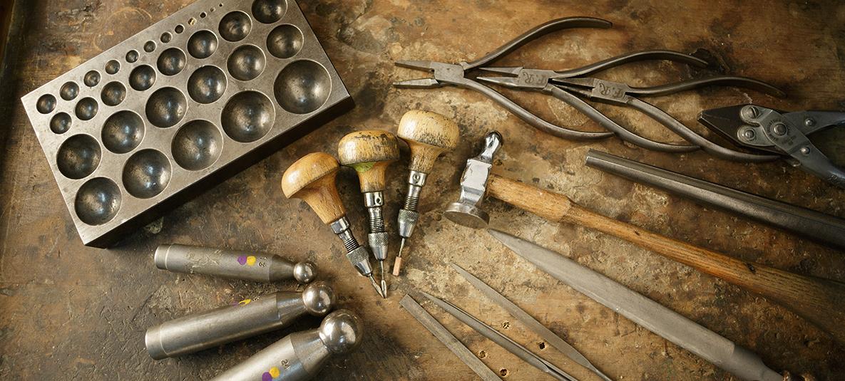 Handwerkskunst aus Österreich- Schmuckstücke aus dem Goldschiede-Atelier Ableitner in Lieboch