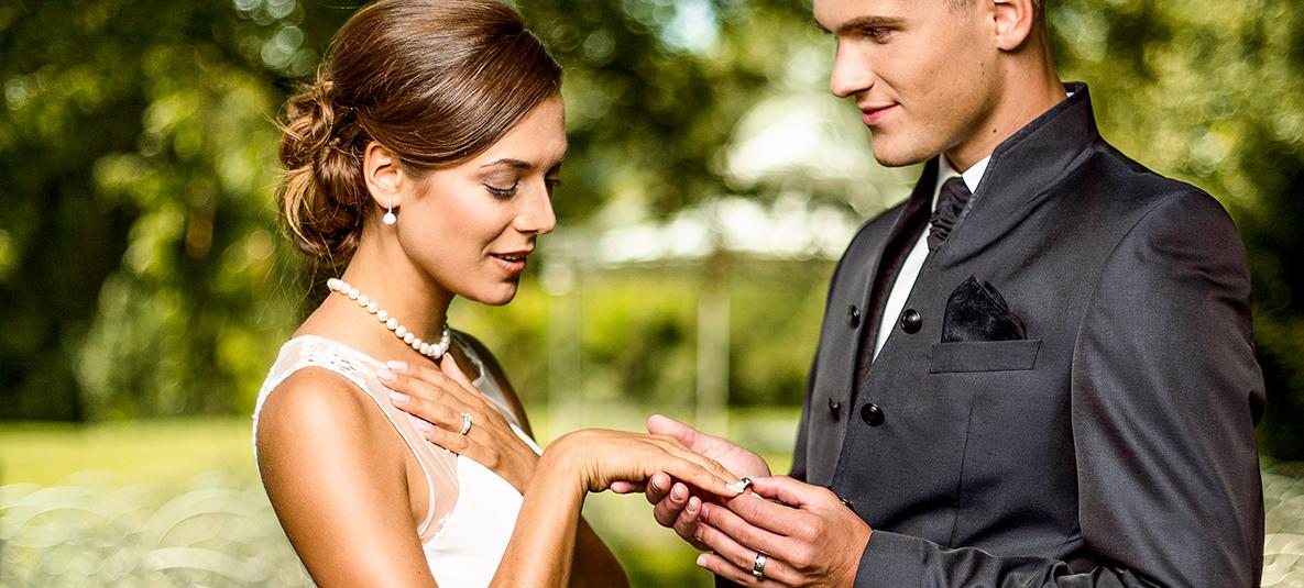 Heiraten mit Eheringen von Juwelier Ableitner in Lieboch