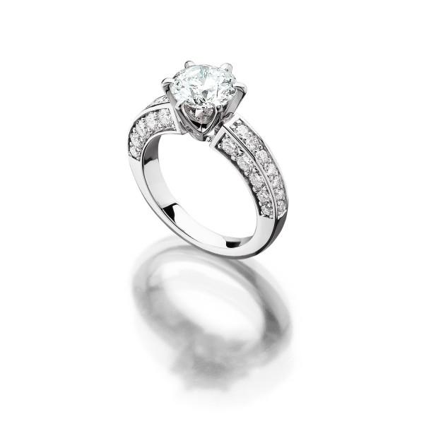 Luxus-Verlobungsringit´s jewel art Kollektion von Ableitner