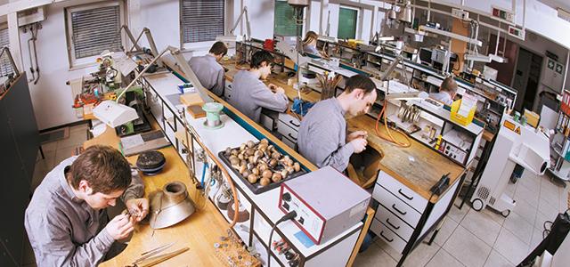 Schmuckmanufaktur & Goldschmiedeatelier Ableitner in Lieboch