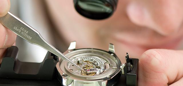 Uhrmacher von Louis Erard
