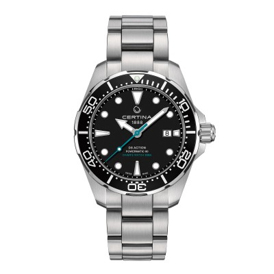 DS Action Diver Powermatic 80 Sea Turtle Conservancy Special Edition