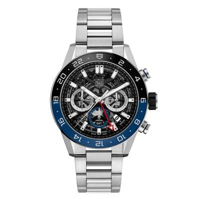 TAG Heuer Carrera Heuer 02 Manufaktur- Chronograph GMT