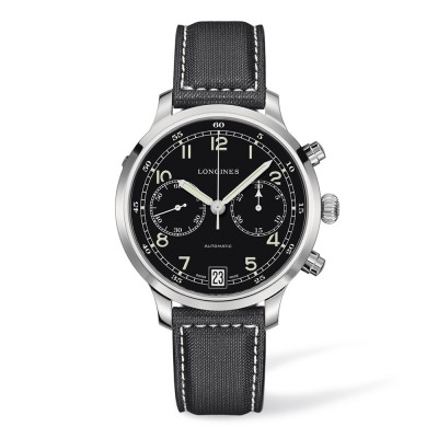 Longines Heritage Military Chronograph Ref.L2.790.4.53.0