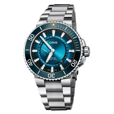 Oris-Great-Barrier-Reef-Limited-Edition-III Ref. 01-743-7734-4185-Set