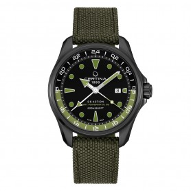 Certina DS Action GMT_Powermatic 80 | Ref. C032.429.38.051.00