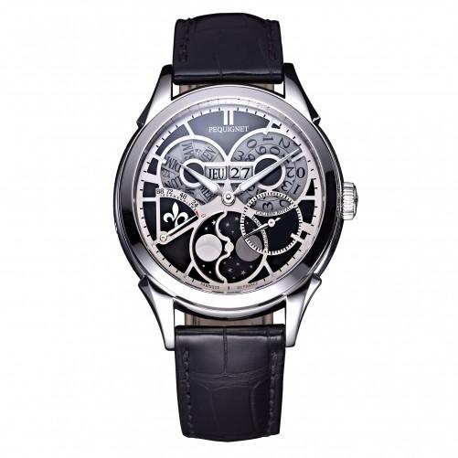 Pequignet Royale Saphir Limited Edition | Ref. 9010843-CN