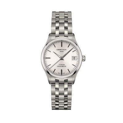 DS 8 Lady 30mm Chronometer Titanium
