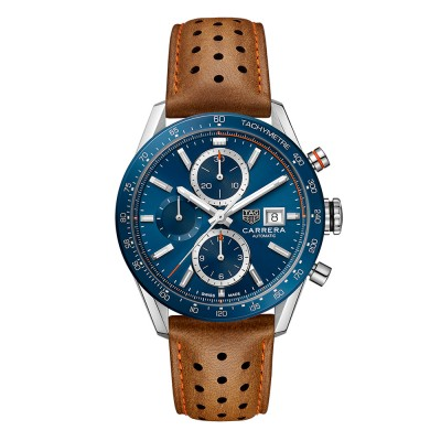 TAG Heuer Carrera Chronograph Calibre 16 41mm Ref. CBM2112.FC6455
