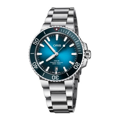 Oris Ocean Clean Limited Edition