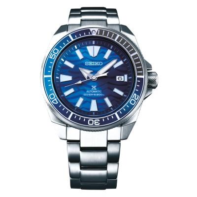 "Seiko Prospex Save the Ocean Special Edition White Shark (im ""Samurai""- Gehäuse) | Ref. SRPD23K1"