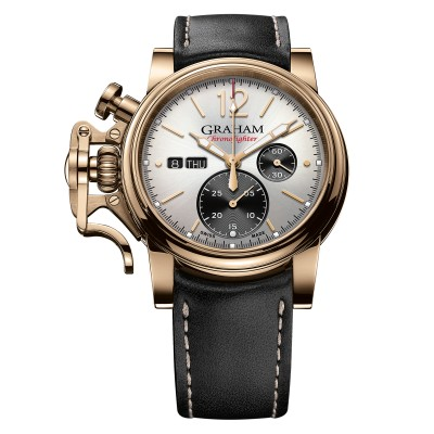 GRAHAM Chronofighter Vintage Bronze 44 mm