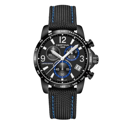 Certina DS Podium Chronograph 1/10 sec Limited Edition