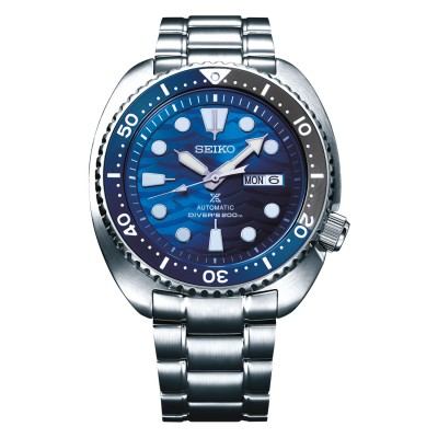 "Seiko Prospex Save the Ocean Special Edition White Shark (im ""Turtle""- Gehäuse) 