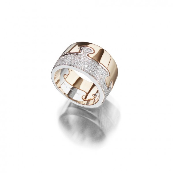 Cablecar Jewelry | Puzzle Ring
