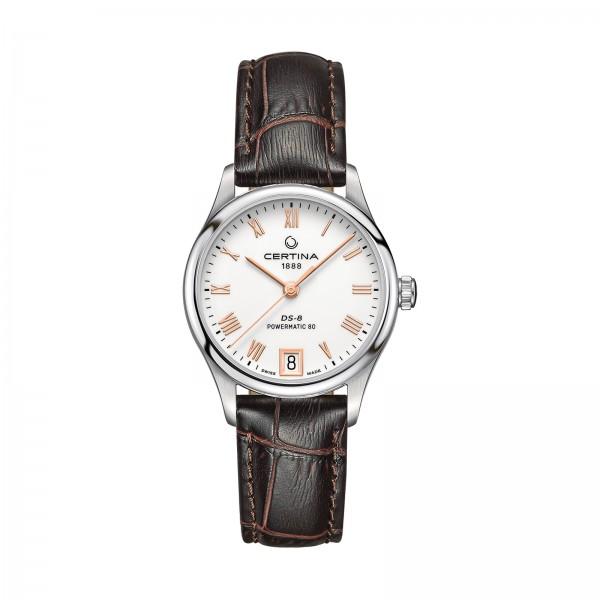 Elegante Damen Automatik Uhr