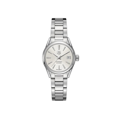 Kleine Damen-Automatik- Armbanduhr
