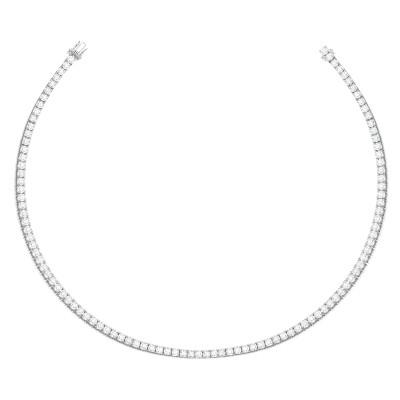 Diamant-Rivière-Collier aus österreichischer Fertigung