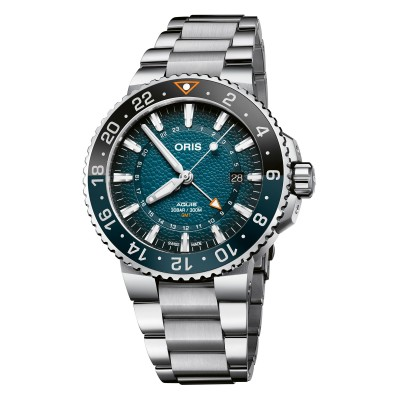 Limitierte Armbanduhr mit Walhai-Motiv