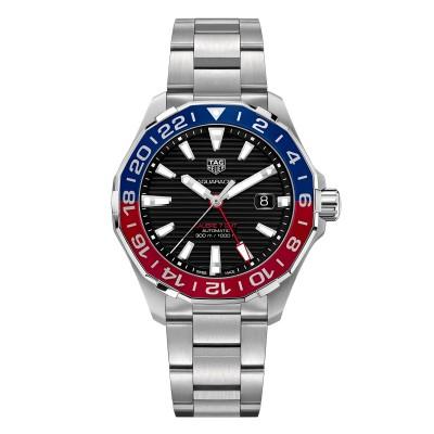"TAG Heuer Aquaracer Calibre 7 GMT ""Pepsi"""