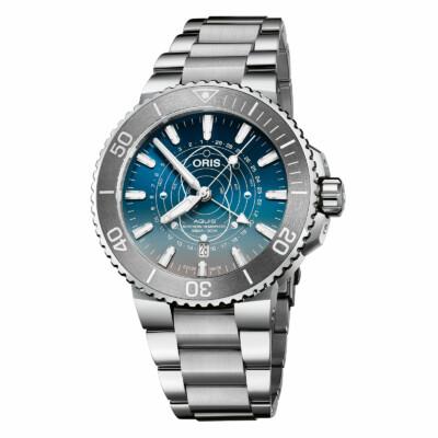 Armbanduhr zum Schutz des Wattenmeeres