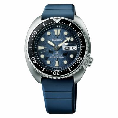 Armbanduhr mit Manta-Rochen Zifferblatt Design